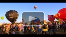Adirondack Balloon Festival 2013